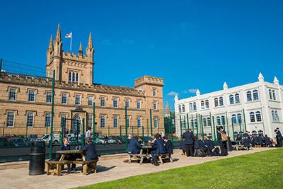 Elizabeth College Guernsey